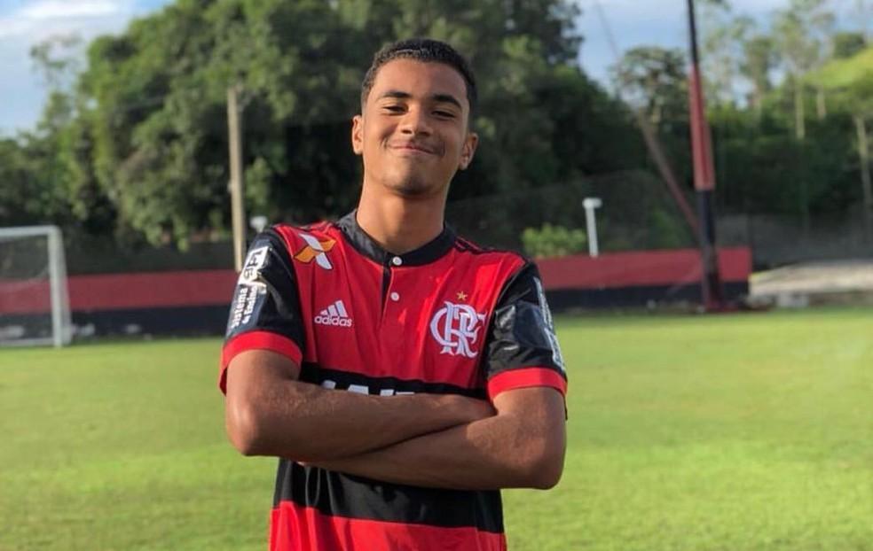 Arthur Vinicius tinha 14 anos — Foto: Reprodução/Rede Social