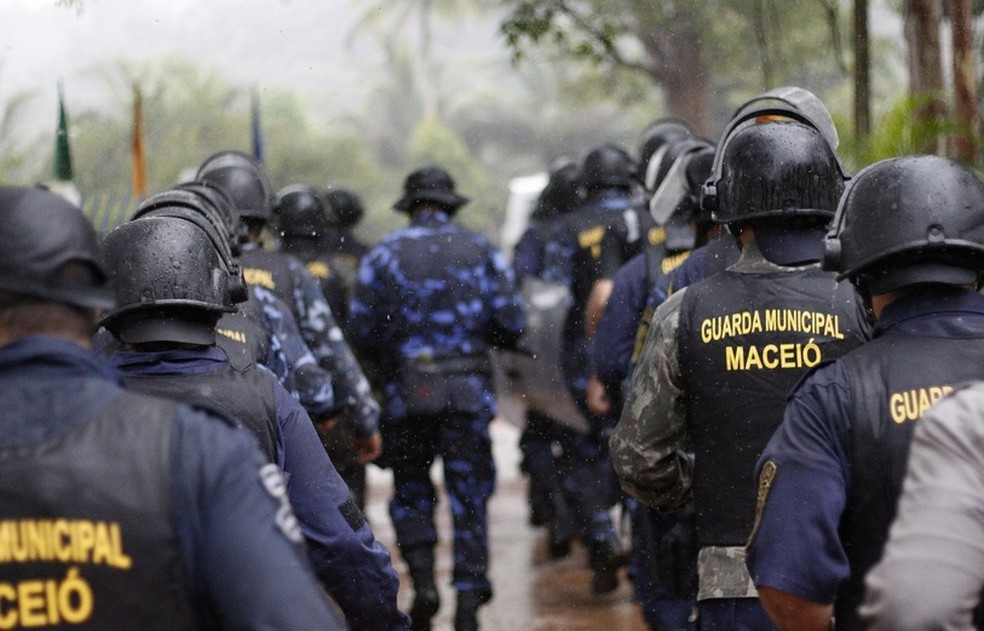Guardas municipais terão novas regras para o serviço de bico indenizado — Foto: Ascom/Semscs