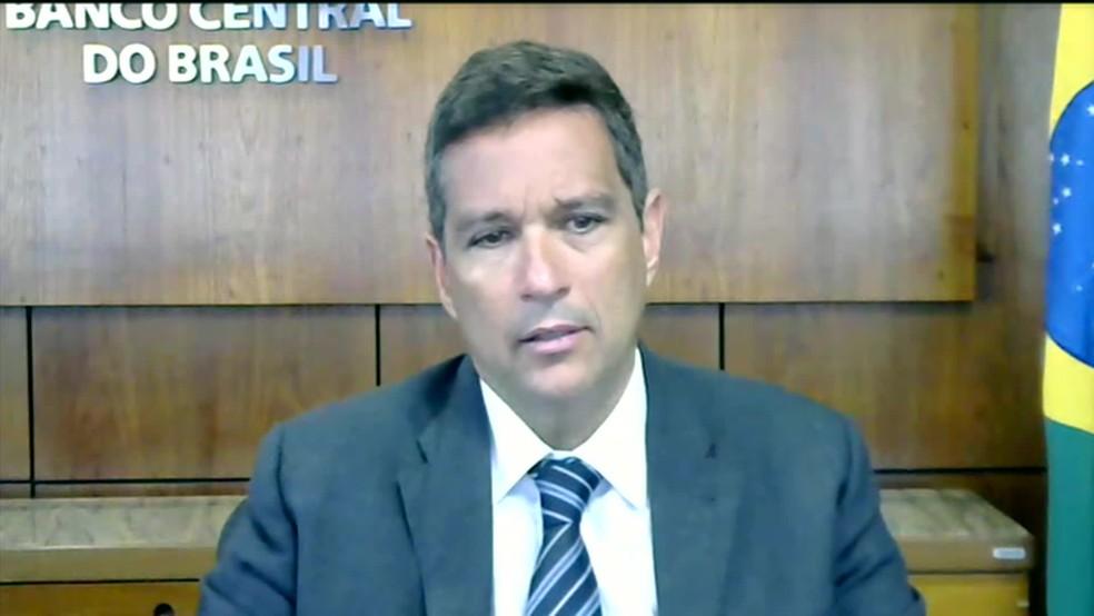 Roberto Campos Neto, em imagem de arquivo — Foto: Reprodução/GloboNews