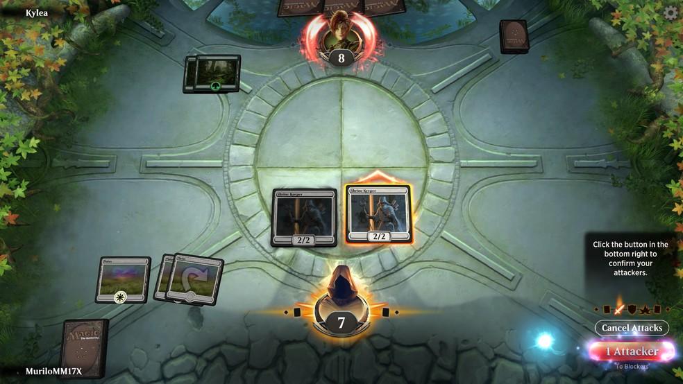 Como jogar Magic: The Gathering Arena online — Foto: Reprodução/Murilo Molina