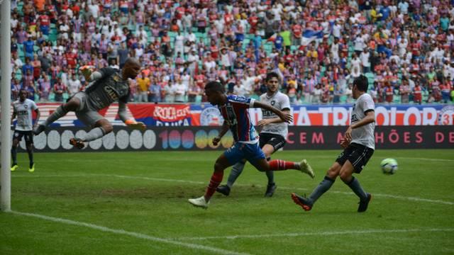 Fonte Nova viu um jogão de seis gols