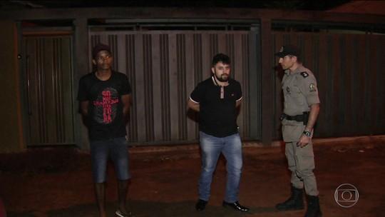Enfermeiro da rede pública é preso com 1.050 vacinas contra H1N1 furtadas de postos de saúde de Aparecida de Goiânia