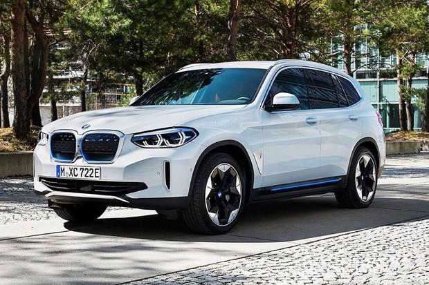 BMW iX3 (Foto:  Reproduçã/@scott26.unofficial)