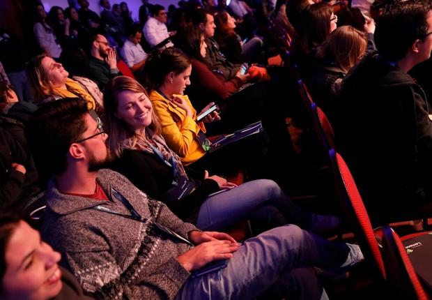 Público assiste a debate no Encontro Anual de Líderes Fundação Lemann (Foto: Divulgação/Fundação Lemann)