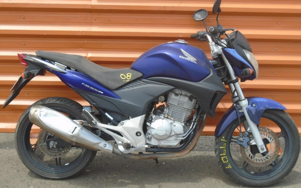 Detran-SP faz leilão de 128 motocicletas em Campinas até terça-feira