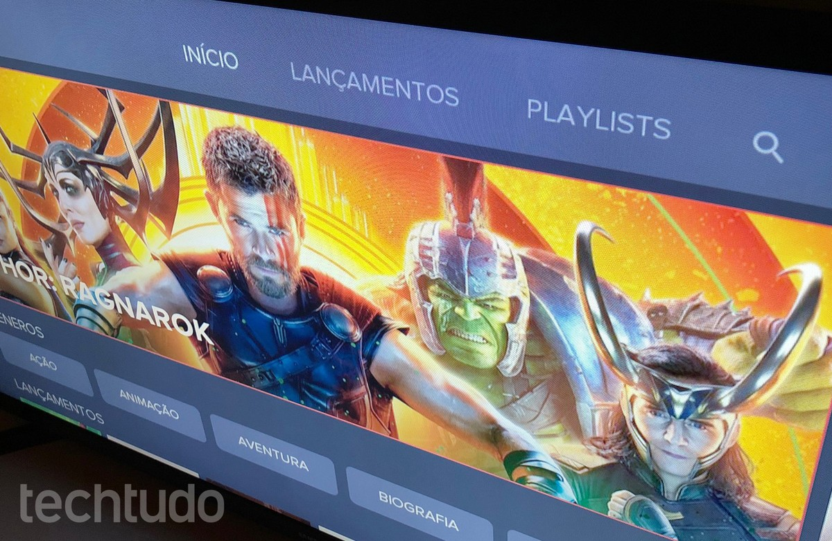 Como assistir ao Telecine Play na smart TV da Samsung