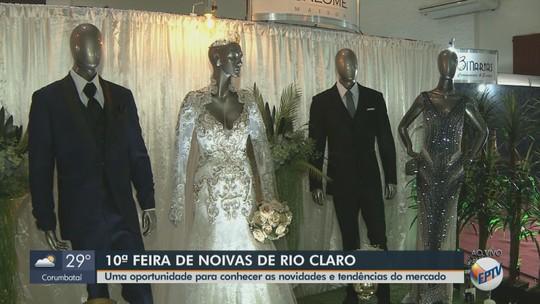 Feiras de noivas orientam na preparação para o casamento em Rio Claro, Araraquara e Palmeiras