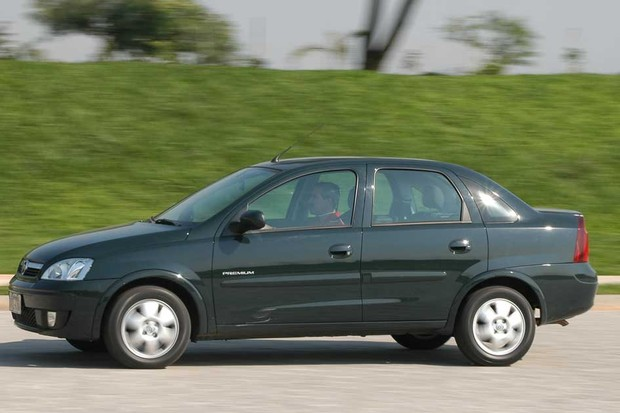 Chevrolet Corsa Sedã (Foto: Autoesporte)