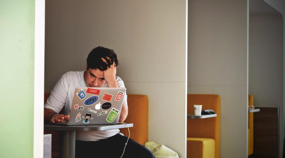empreendedor, dificuldade, notebook (Foto: Reprodução/Pexels)