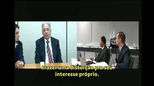 FHC depõe como testemunha de defesa de Lula em processo que investiga sítio em Atibaia