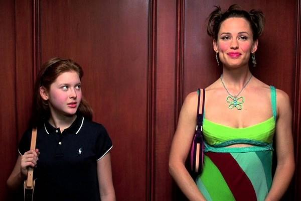 Jennifer Garner em cena de De Repente 30 (2004) (Foto: Reprodução)