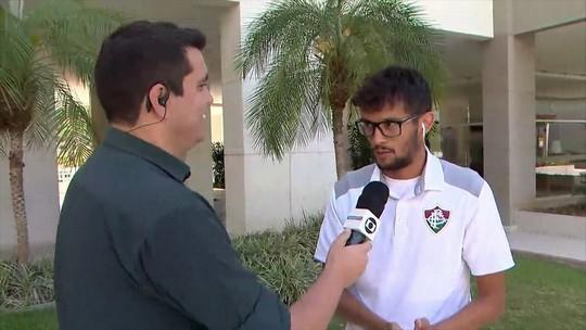 """Batedor na ausência de Dourado, Scarpa dá """"voto de confiança"""" para Robinho"""