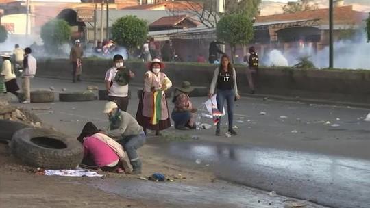 Exilado, Evo Morales diz temer guerra civil na Bolívia