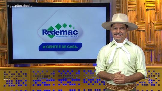 Redemac apresenta ofertas exclusivas para decoração e reformas no 'Galpão Crioulo'