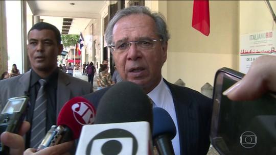 Ministro da Economia critica mudanças no texto da reforma da Previdência