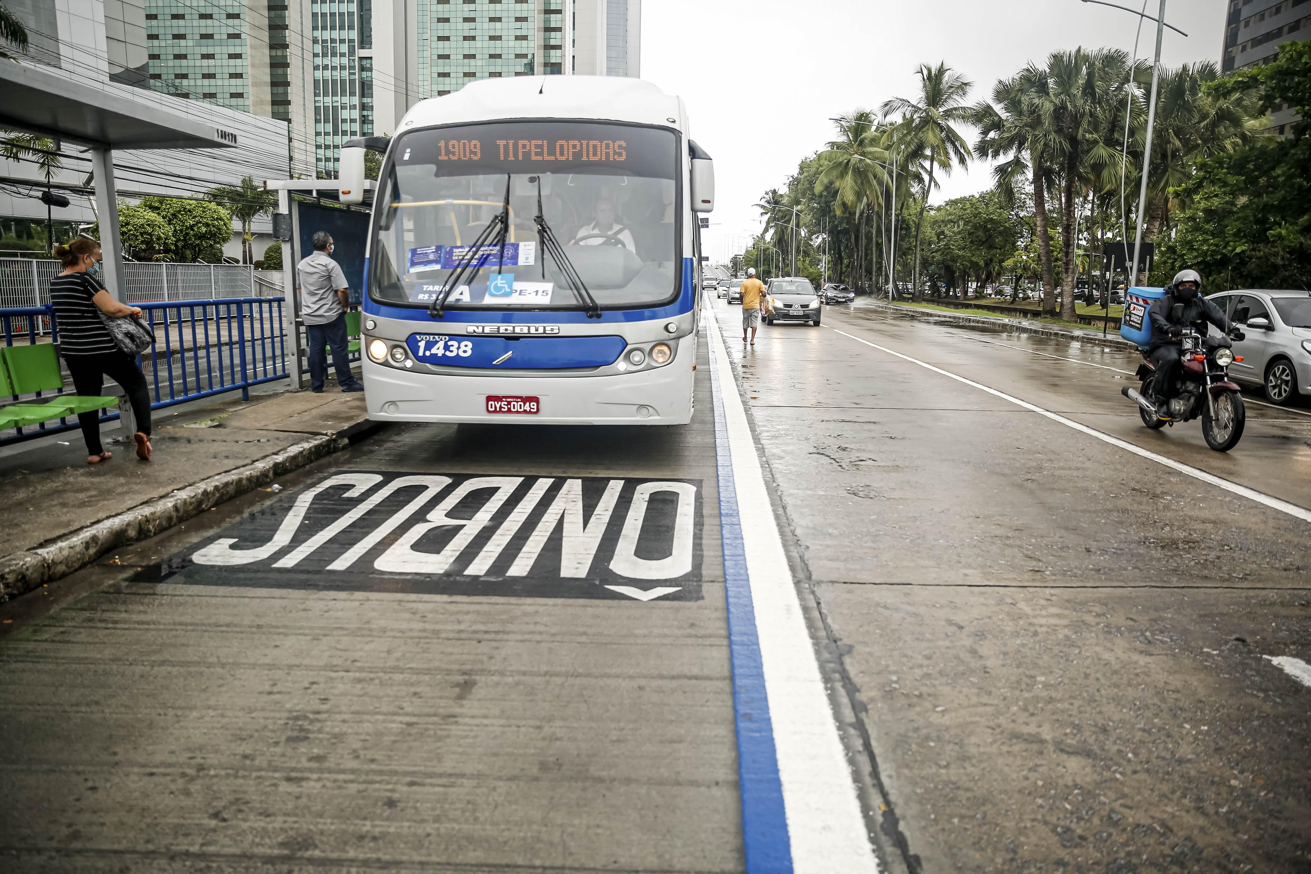 Movimento defende repensar mobilidade para solucionar questão do transporte do Grande Recife