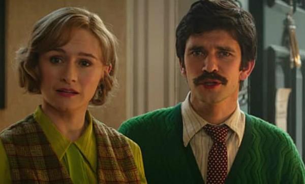 Jane (Emily Mortimer) e Michael Banks (Ben Whishaw) (Foto: Reprodução )