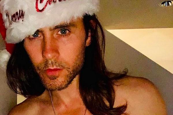 O ator e músico Jared Leto (Foto: Instagram)
