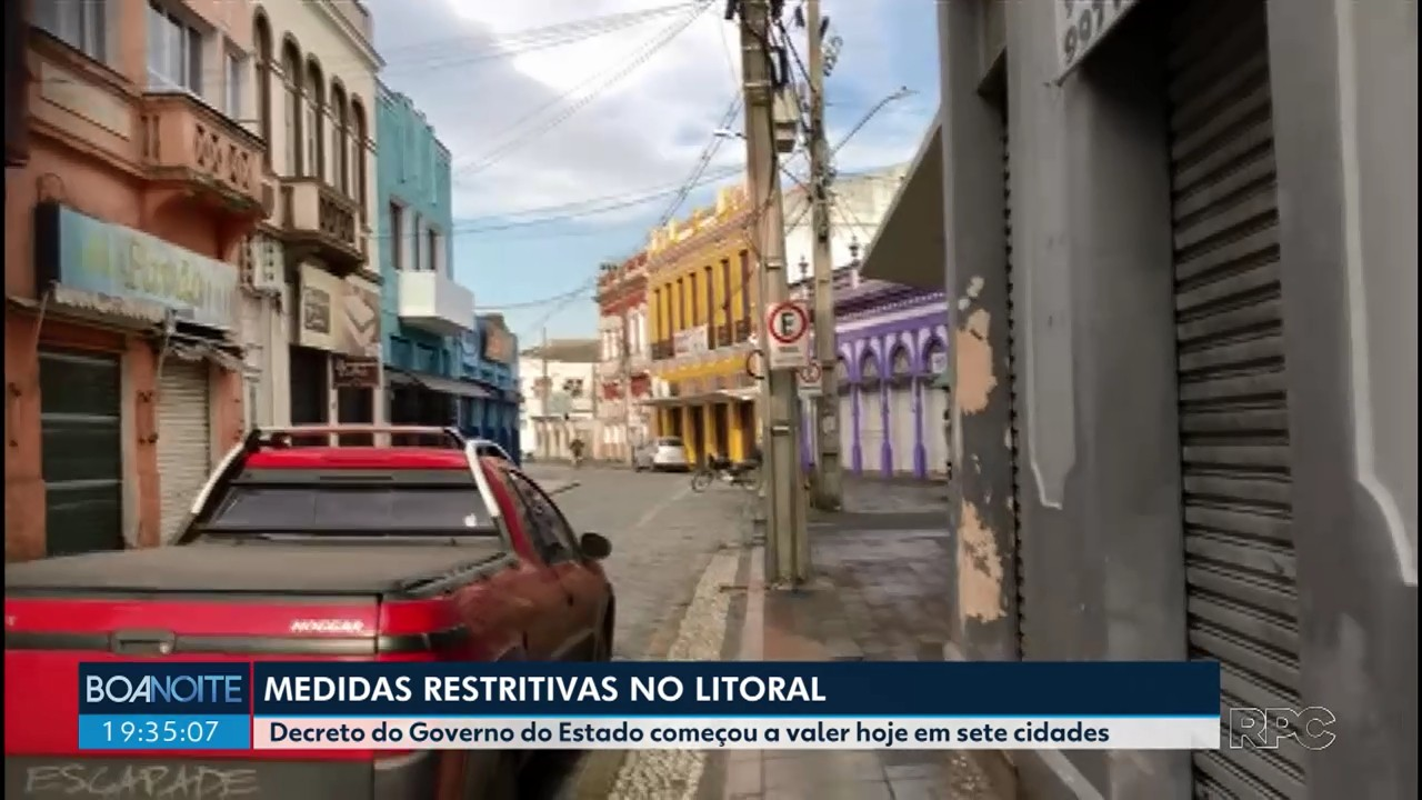 VÍDEOS: Boa Noite Paraná de quarta-feira, 8 de julho