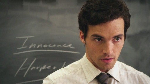 Ezra Pound (Ian Harding) - Pretty Little Liars