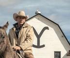 Kevin Costner em cena de 'Yellowstone' | Reprodução