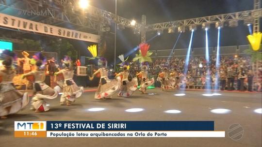 Festival de Siriri em Cuiabá