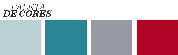 Décor do dia: quarto colorido nada convencional (Foto: Reprodução)