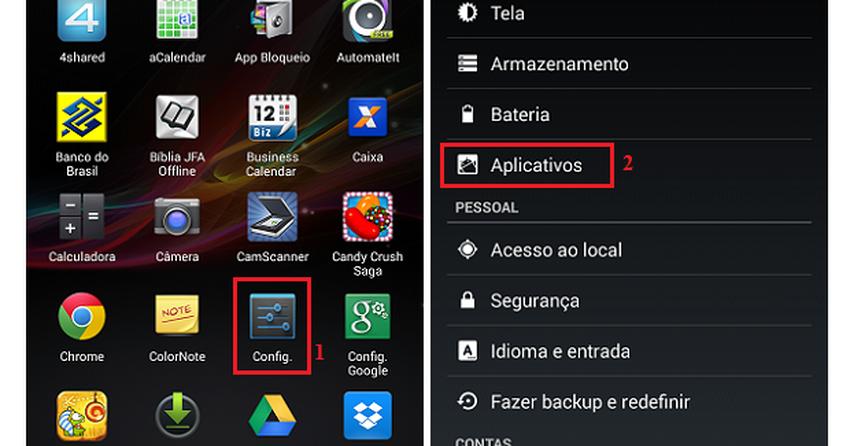 Como desabilitar as notificações de um app no Android