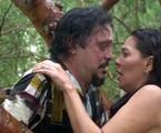 Mario (Lucio Mauro Filho) e Nana (Fabiula Nascimento) | TV Globo