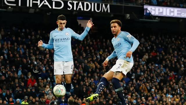 Walker Manchester City x Burton Albion
