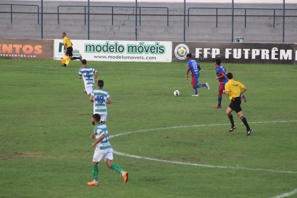 Jogo entre Piauí e Altos abrirá o Campeonato Piauiense em 2018 (Foto: Wenner Tito)