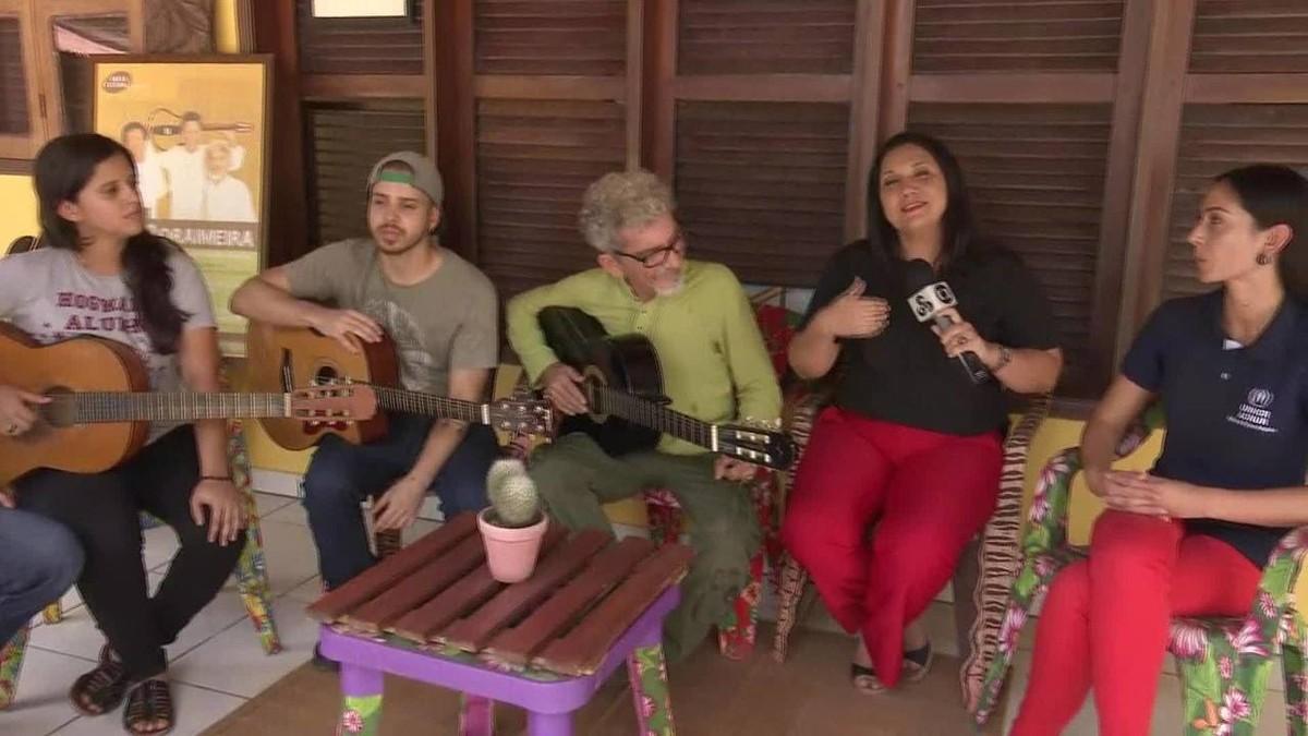 Música 'Somos Todos Hermanos' incentiva acolhimento a venezuelanos em Roraima