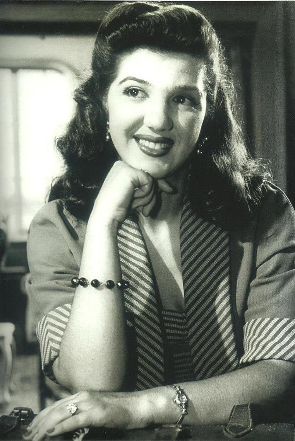 Adelaide Chiozzo  — Foto: Reprodução/Arquivo Pessoal