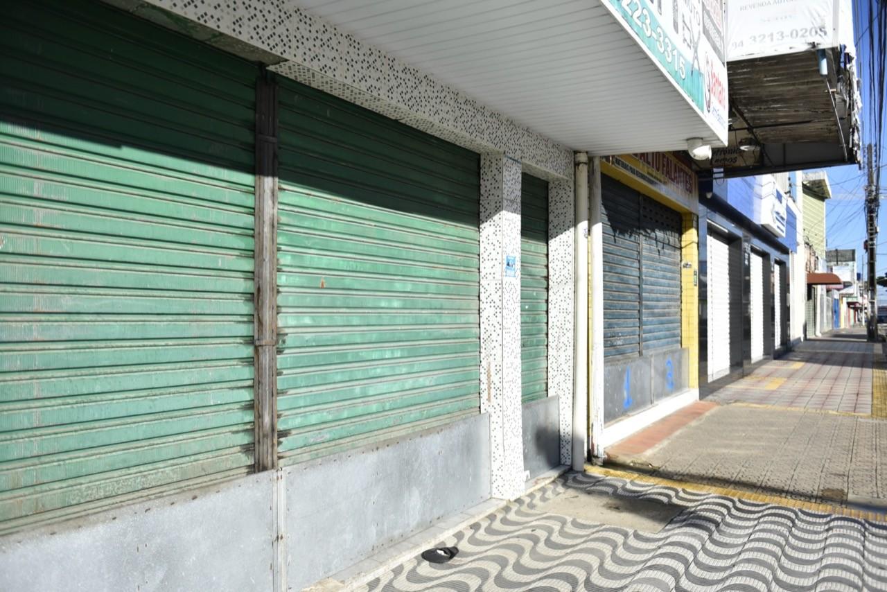 Governo condiciona retomada gradual das atividades econômicas no RN em 17 de junho a nível de ocupação de leitos