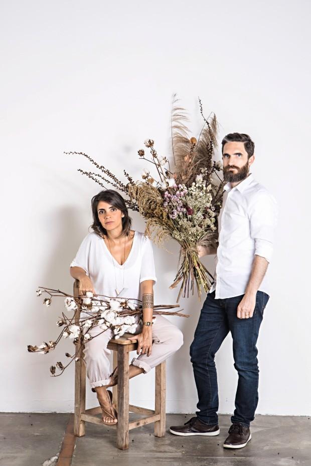Flores Secas (Foto: Flare Fotografia / Editora Globo)