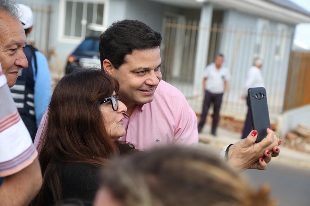 Ratinho Junior anuncia presidente do BRDE e secretário de Infraestrutura - Noticias