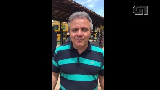 Prefeito Zenaldo Coutinho classifica protesto de taxistas como estranho, absurdo e oportunista