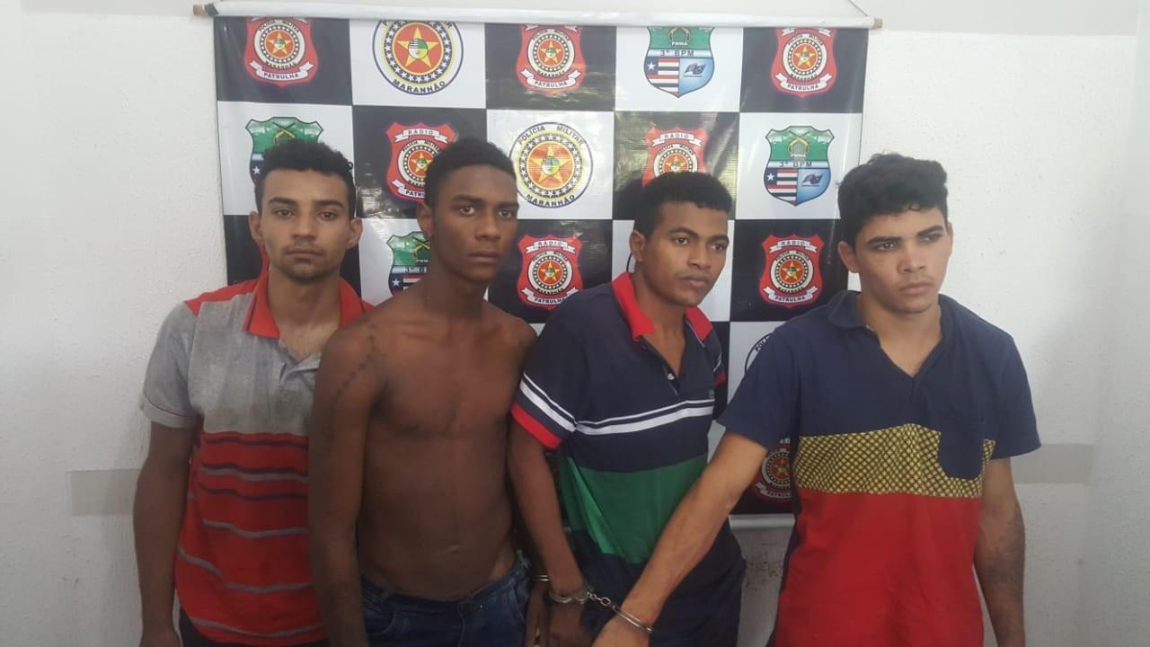 Foragidos do presídio Barra da Grota são capturados no Maranhão - Radio Evangelho Gospel