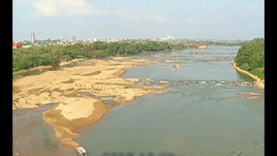 Seca nos rios Tocantins e Xingu atrapalha navegação de ribeirinhos