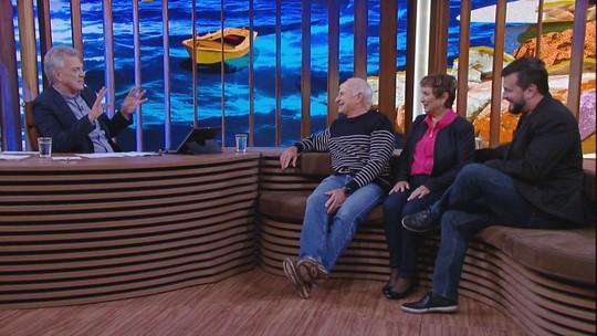 Família Schurmann revela curiosidades do mar