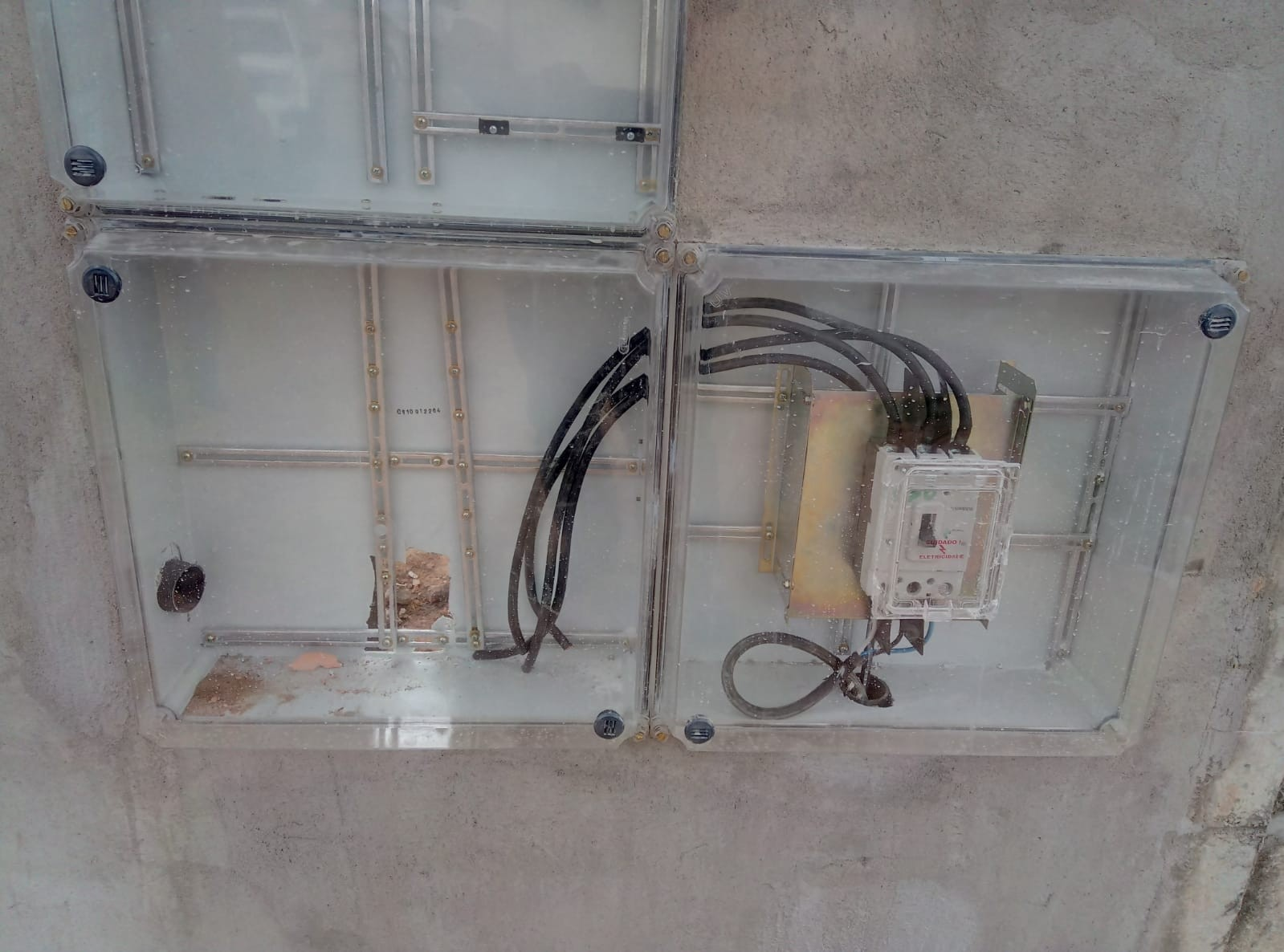 Ladrões furtam fios de poço artesiano da Companhia de Água de Roraima pela 2ª vez em menos de uma semana