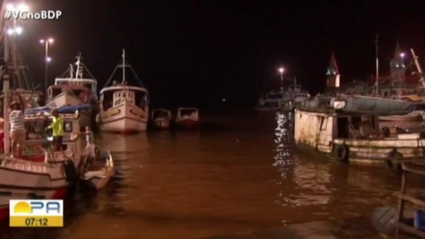 Órgãos alertam para alto risco de alagamento em ilhas de Belém na maré cheia dos próximos dias