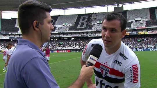 """Pablo fala sobre pressão nele e no departamento médico do São Paulo: """"Eles sabem o que sofri"""""""