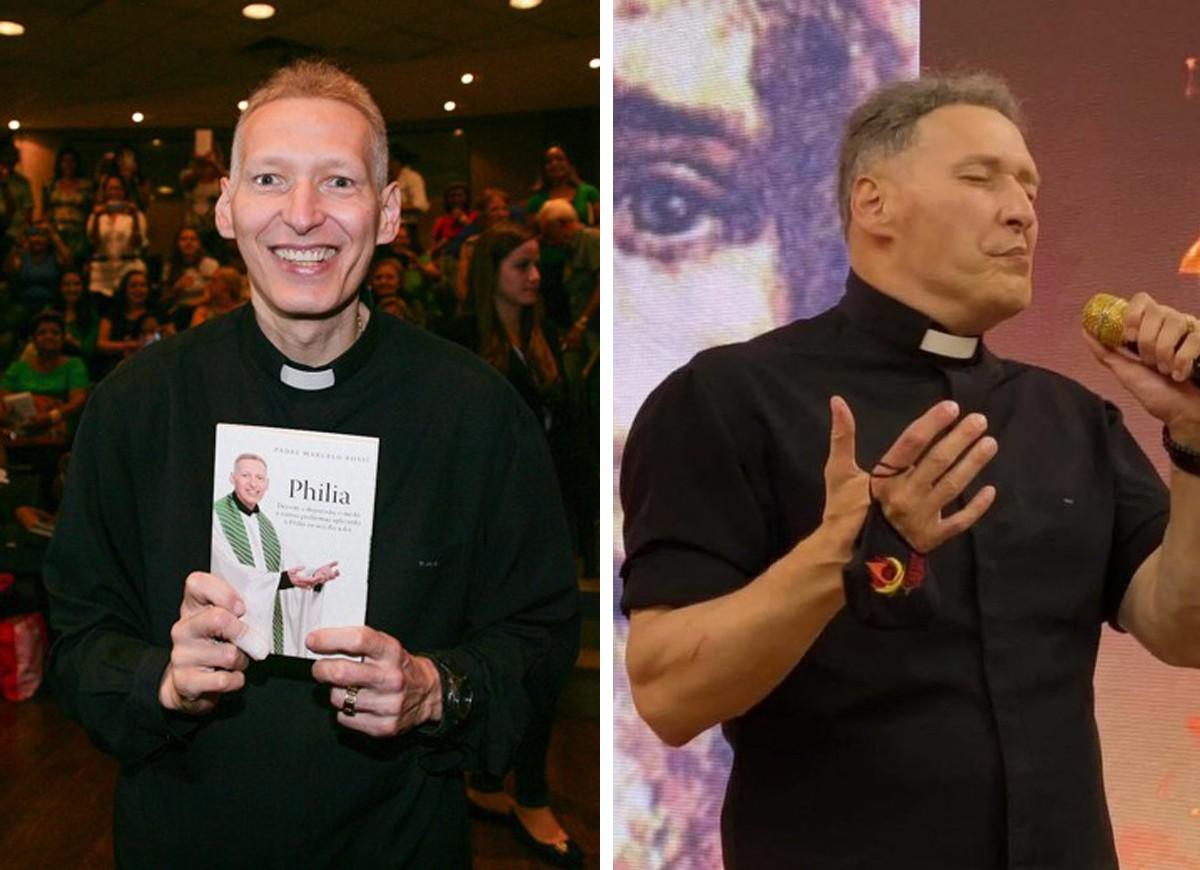 Padre Marcelo Rossi viraliza nas redes sociais com nova forma física - Quem  | QUEM News