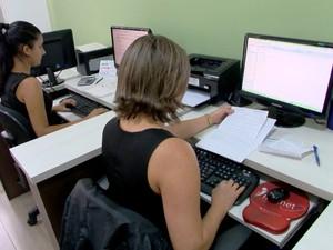 Imposto de renda Juiz de Fora (Foto: Reprodução/TV Integração)
