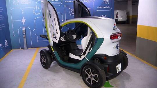 Conheça o projeto do carro elétrico que pretende diminuir custos no Distrito Federal