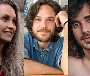 Carla Diaz, Emilio Dantas e Fiuk fizeram 'A força do querer' juntos | Reprodução