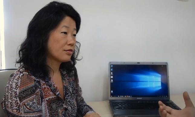 Candidata derrotada a deputada federal pelo PSL de São Paulo, Greice Naomi Yamaguchi, irmã de Nise Yamaguchi, abriu espaço para homem que diz ter provas de fraude eleitoral na disputa presidencial de 2014