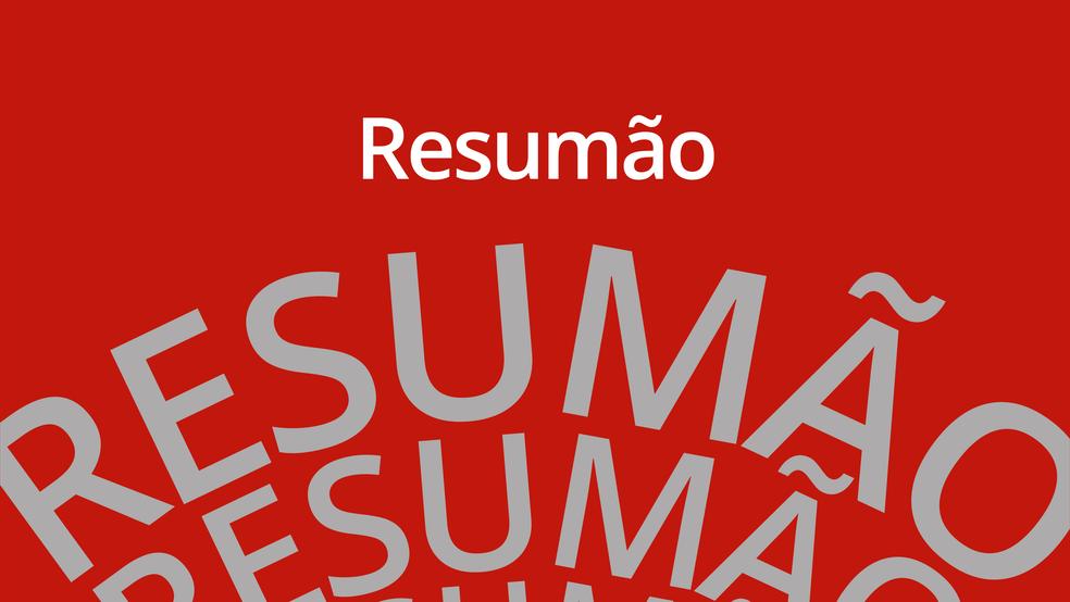 Podcast Resumão — Foto: Comunicação/Globo