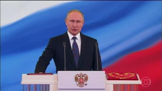 Vladimir Putin completa 20 anos no poder da Rússia